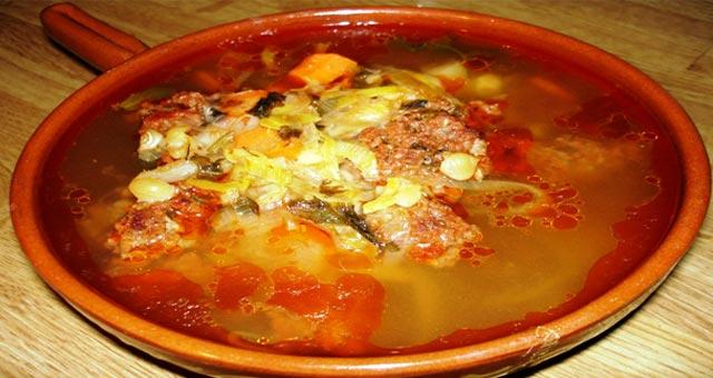 Albondigas Opskrift suppe fra guatemala med albondigas – birgits mad